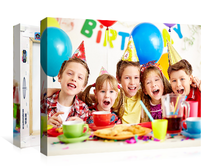 Birthday Canvas Prints