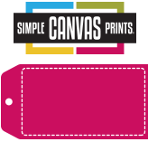 Simple Canvas Prints $58.49