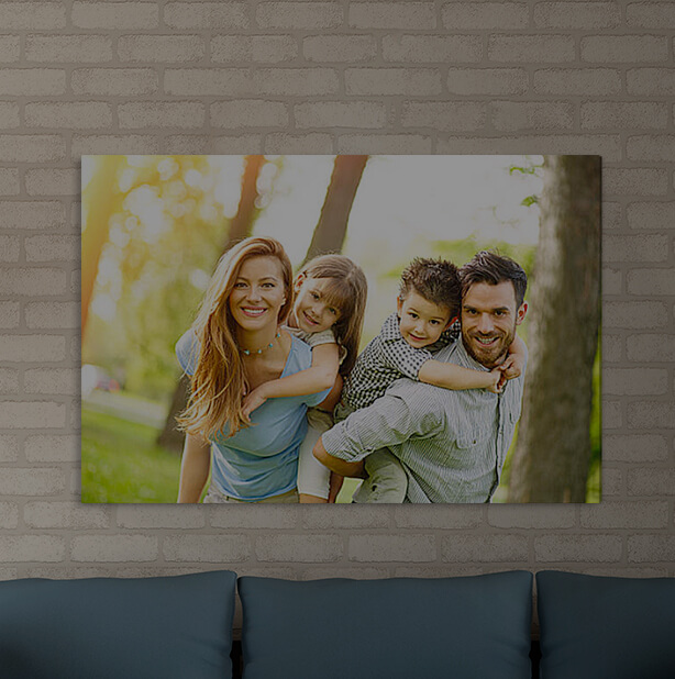 75% off canvas print sale | only $4.99 | free shipping | 100% love ...