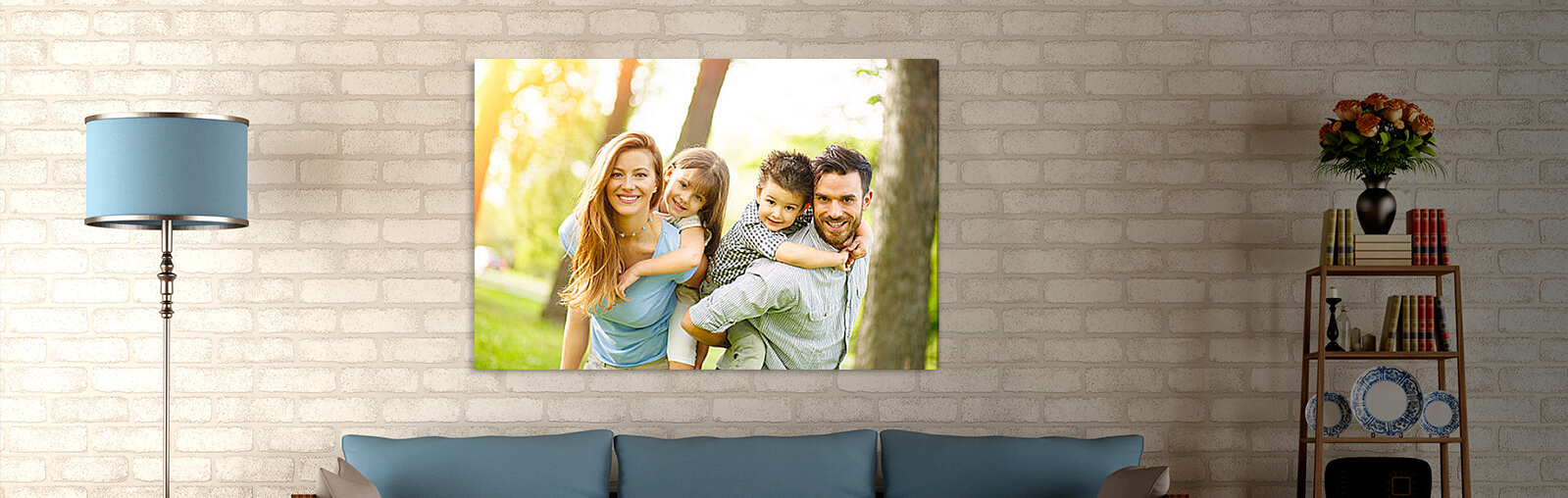 Custom Canvas Wall Art print your photos on canvas, instagram photos on your wall, canvas